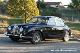 antique jaguar 1967 jaguar mark ii 3 8 sedan by classic showcase