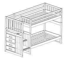 loft bed plan free perfect free loft bed with desk plans gallery design ideas free plans loft bed plan