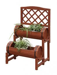 Free Outdoor Wood Furniture Plans by Plant Stand Outdoor Wood Plant Stand Plans Ladder Freeplant
