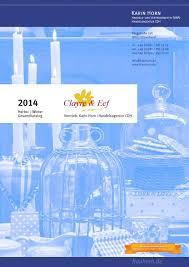 clayre u0026 eef katalog herbst winter 2014 2015 by racken issuu