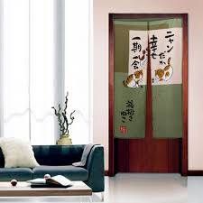 Kitchen Door Curtain by Online Get Cheap Bathroom Door Curtain Aliexpress Com Alibaba Group