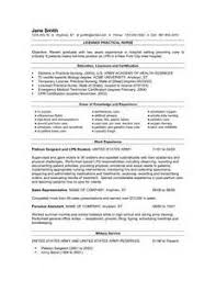 Registered Practical Nurse Resume Sample by Pics Photos Resume Examples Nurse Lpn Licensed Practical Nurse