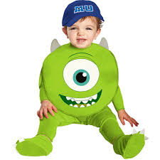 Monster Halloween Costumes Monsters University Classic Mike Infant Halloween Costume