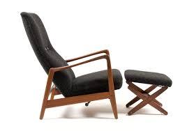 Easy Chair With Ottoman Design Ideas Rastad Relling Rock N Relax Easy Chair With Ottoman Produced