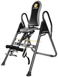 body power health and fitness inversion table best inversion chair reviews and benefits home gym rat