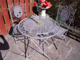 shabby chic patio furniture