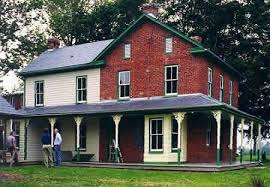 restoring the spangler farmhouse old house web