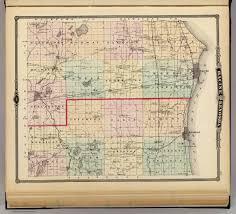 kenosha map map of racine and kenosha counties state of wisconsin david