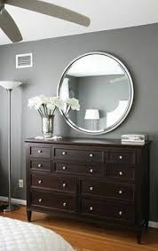 Grey Walls Bedroom Gray Walls Black Furniture And White Trim Love This Except