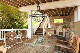 L Shaped House With Porch Types Of Decks To Build For Any Space On Your Property