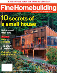 fine home building national publications have featured our timber frame work