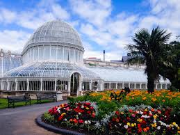 Botanic Garden Belfast by Belfast Travel Costs U0026 Prices Black Taxi Tours Museums U0026 Murals