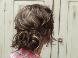 How To Do A Cute Hairstyle For Short Hair by How To Style Cute Low Messy Bun Updo Hairstyles Youtube