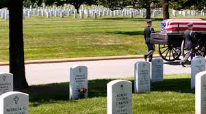 temporary grave markers those left the legacy of arlington s section 60