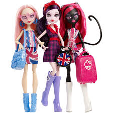Halloween Monster High Doll Take Your Favorite Characters On A Stylish Journey With The