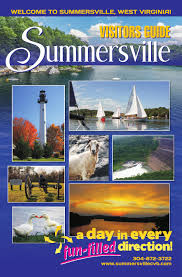 Backyard Outfitters Beckley Wv Summersville Visitor Guide 2016 By Jim Stallard Issuu