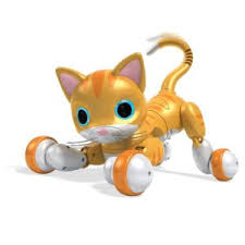 zoomer kitty interactive cat toy robots
