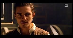birdoyise orlando bloom pirates of the caribean