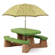 Little Tikes Folding Picnic Table Instructions by Little Tikes Easy Store Junior Picnic Table With Umbrella 47 99