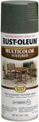 rust oleum stops rust 239121 12 ounce multi color textured