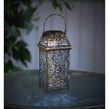 Moroccan Outdoor Lights Home Decor Fetching Solar Lanterns Wilko Lantern Moroccan Metal
