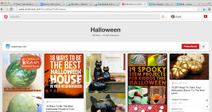 how brands are using pinterest halloween boards for marketing