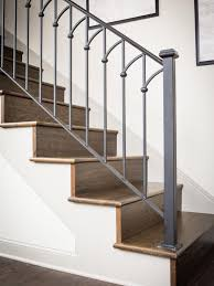 Building A Banister Railing Best 25 Stair Railing Ideas On Pinterest Banister Remodel