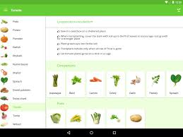 Companion Vegetable Garden Layout by Gardroid Vegetable Garden Android Apps On Google Play