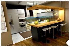 cuisine avec cuisine avec bar americain am fascinant photos de cuisine americaine