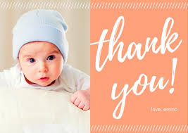 baby thank you cards customize 36 baby shower thank you card templates online canva