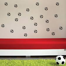 popular bedroom football wallpaper buy cheap bedroom football art mural decal sticker football player kids personalized bedroom wall sticker wallpapers decoration china