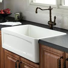 apron sink with drainboard farmhouse kitchen sink with drainboard ningxu