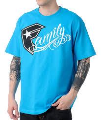 straps boh family blue t shirt zumiez