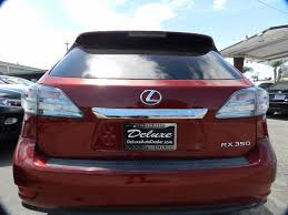lexus key code by vin 2012 used lexus rx 350 navigation at deluxe auto dealer serving