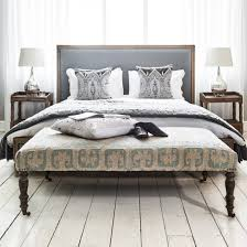 long ls for bedroom bedroom ottoman upholstered bench sleeper with memory foam mattress