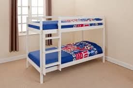Small Bunk Beds Wooden Bunk Bed Children 2ft6 Shorty In White Or Pine