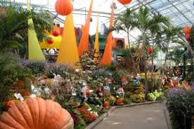 Botanic Garden Montreal Guided Tour The Great Pumpkin And More At Montreal Botanical
