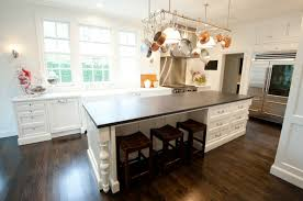 12 kitchen island island pot rack transitional kitchen munger interiors