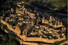 siege of carcassonne cité de carcassonne legio i lynx fulminata