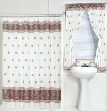 Bathroom Plastic Curtains Plastic Bathroom Window Curtains Useful Reviews Of Shower Stalls