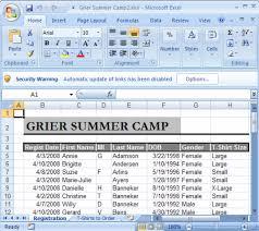 Registration Form Template Excel Registration Form Templates C Registration Software Made Simple