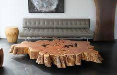 tree trunk coffee table large tree trunk coffee table google search furniture