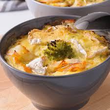 cuisiner haddock recette romanesco et haddock gratinés au camembert plats