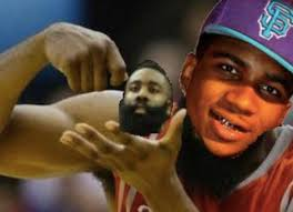 Lil B Memes - lil b s curse on james harden is real bossip