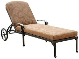 cushions extra long chaise lounge cushions high back patio chair