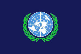 Picture Of Un Flag Flag Of Earth Imgur