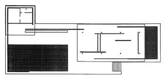 Barcelona Pavilion Floor Plan The German Pavilion At The Universal Exhibition In Barcelona In
