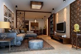 Tv Wall Decoration For Living Room by Living Room Modern Decor Wall Wooden Shelves Include Lighting In