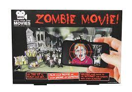 paladone zombie movie making kit amazon co uk toys u0026 games