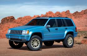 2010 jeep lineup news jeep celebrates 25 years of grand cherokee with grand one